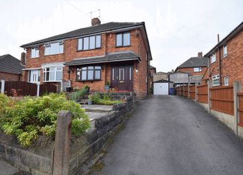 Thumbnail 3 bed semi-detached house for sale in Alwyn Crescent, Sneyd Green, Stoke-On-Trent