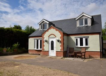 Thumbnail 4 bed detached bungalow for sale in Norwich Road, Poringland, Norwich