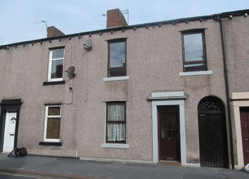 Thumbnail 3 bed terraced house to rent in Brook Street, Carlisle