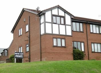 Thumbnail 2 bed flat for sale in Pinetree Court, Wallasey, Wirral