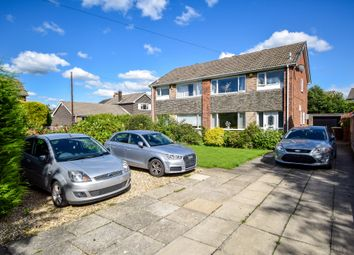 Thumbnail 3 bed semi-detached house for sale in Kingsway Close, Ossett