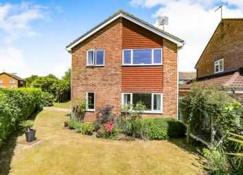 Thumbnail 4 bed detached house for sale in Tarham Close, Horley