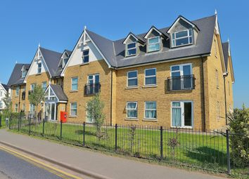 Thumbnail 1 bed flat for sale in Marshals Court, 36 Perry Street, Crayford, Kent
