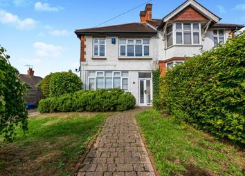 Thumbnail 3 bed semi-detached house for sale in Ellesmere Avenue, Northampton, Northamptonshire, Na