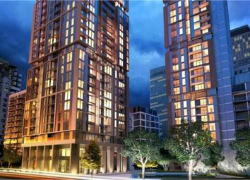 Thumbnail 1 bedroom flat for sale in Maine Tower, Harbour Central, London