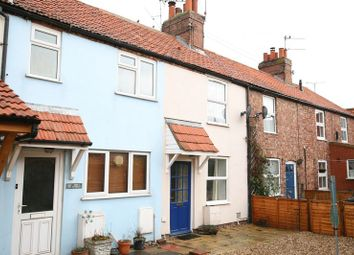 Thumbnail 1 bedroom terraced house to rent in Oak Row, The Green, Hempton, Fakenham