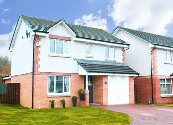 Thumbnail 4 bed detached house for sale in Henderson Place, Plean, Stirling
