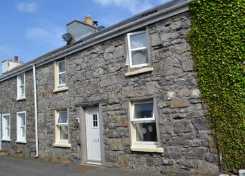 Thumbnail 2 bed terraced house for sale in Queen Street, Castletown, Isle Of Man