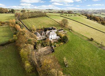 Thumbnail 5 bed farmhouse for sale in Staward Villa Farm, Near Catton, Hexham, Northumberland