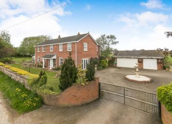 Thumbnail 3 bed detached house for sale in Bowling Bank, Wrexham, Wrecsam