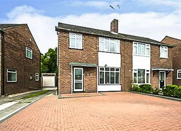 Thumbnail 3 bed semi-detached house to rent in Woodland Avenue, Hutton, Brentwood