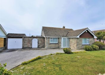 Thumbnail 3 bed detached bungalow for sale in St. Aubyn Crescent, Newquay