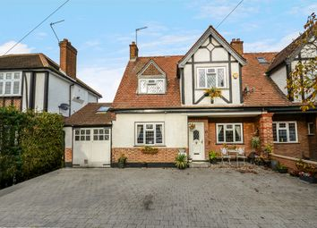 Thumbnail 3 bed semi-detached house for sale in Medway Gardens, Wembley, Middlesex