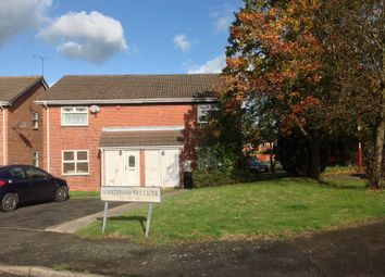 Thumbnail 1 bedroom property to rent in Waterhaynes Close, Rednal, Birmingham