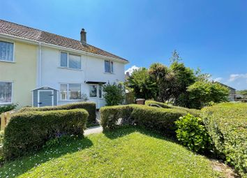 Thumbnail 3 bed end terrace house for sale in South Hill, Hooe, Plymouth