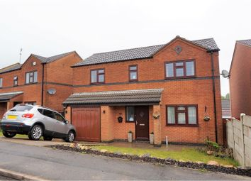 Thumbnail 4 bed detached house for sale in Fackley Way, Hardwick Fields, Sutton-In-Ashfield