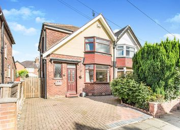 Thumbnail 3 bed semi-detached house for sale in Chiltern Drive, Swinton, Manchester