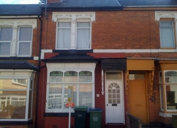 Thumbnail 3 bed property to rent in Belmont Road, Bearwood, Birmingham