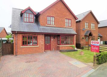 Thumbnail 4 bed detached house for sale in 52, Parc Hafod, Tregynon, Newtown, Powys