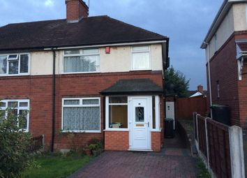 Thumbnail 3 bed semi-detached house to rent in Eva Road, Oldbury