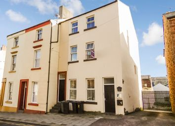 Thumbnail 2 bed flat for sale in 43C Kirkby Street, Maryport, Cumbria