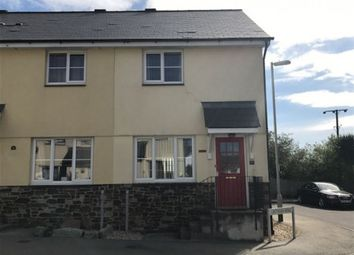 Thumbnail 2 bed property to rent in Gwithian Road, St. Austell