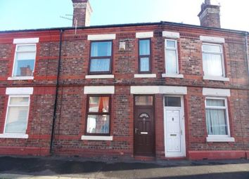 Thumbnail 3 bed terraced house for sale in Enville Street, Warrington, Cheshire