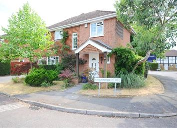 Thumbnail 4 bed detached house for sale in Swanmore Close, Lower Earley, Reading