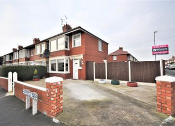 Thumbnail 3 bed end terrace house for sale in Homestead Drive, Fleetwood, Lancashire