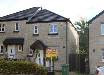 Thumbnail 3 bedroom semi-detached house to rent in Triumphal Crescent, Plympton