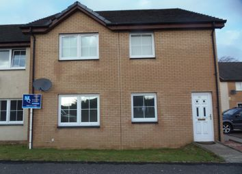 Thumbnail 2 bed flat to rent in Main Street, Airdrie, North Lanarkshire