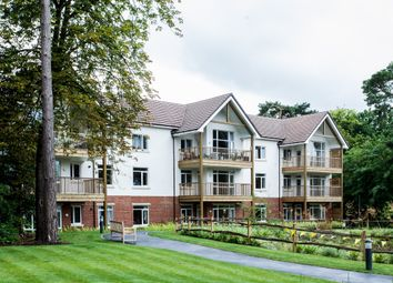 Thumbnail 2 bed flat for sale in 6 Felcourt House, Charters Village Drive, East Grinstead, West Sussex