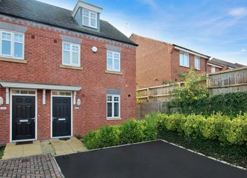 Thumbnail 3 bedroom semi-detached house for sale in Harris Close, Redditch