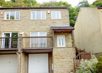 Thumbnail 3 bed semi-detached house to rent in Moorbottom Lane, Bingley