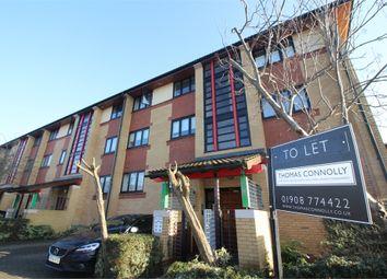 Thumbnail 1 bed flat to rent in Boycott Avenue, Oldbrook, Milton Keynes, Buckinghamshire