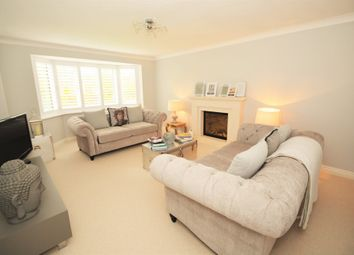 Thumbnail 4 bed detached house to rent in Stoneacre Gardens, Appleton, Warrington