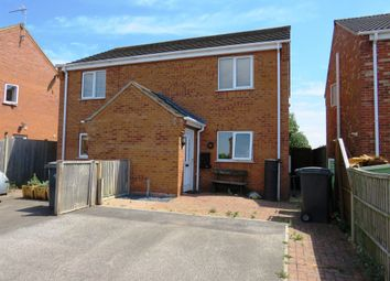 Thumbnail 2 bedroom semi-detached house for sale in Orchard Close, Great Hale, Sleaford