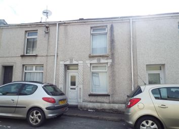 Thumbnail 2 bed terraced house to rent in Maescanner Road, Dafen, Llanelli