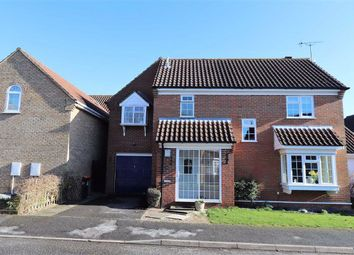 Thumbnail 5 bed detached house for sale in Lochy Drive, Leighton Buzzard