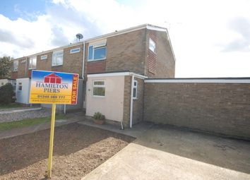 Thumbnail 3 bed semi-detached house for sale in Boswells Drive, City Centre, Chelmsford