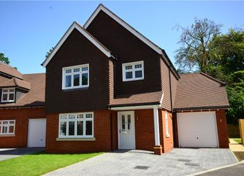 Thumbnail 3 bed detached house for sale in Windrush Heights, Little Sandhurst, Berkshire