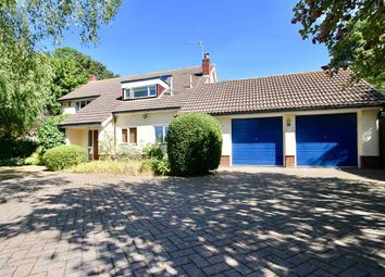 Thumbnail 4 bed detached house for sale in St. Marys Way, Westerfield, Ipswich