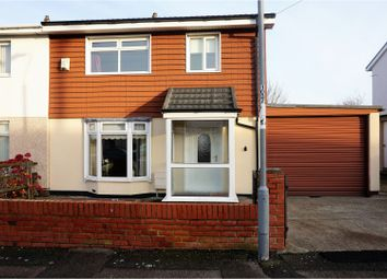 Thumbnail 3 bedroom semi-detached house for sale in Ellesmere Drive, Seaham