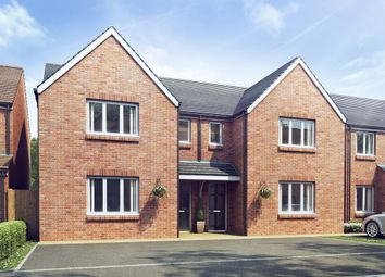 "Thumbnail 3 bed terraced house for sale in ""The Hatfield"" at Appleford Road, Sutton Courtenay, Abingdon"