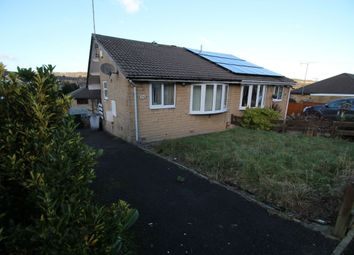 Thumbnail 3 bedroom semi-detached house for sale in Avison Road, Cowlerlsey, Huddersfield