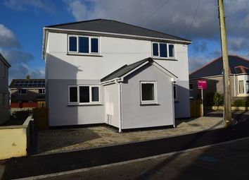 Thumbnail 3 bed detached house for sale in Trevingey Road, Redruth