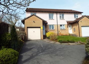 Thumbnail 4 bed semi-detached house for sale in Bath Road, Wells, Somerset