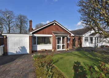 Thumbnail 3 bed detached bungalow for sale in Woburn Drive, Hale, Altrincham