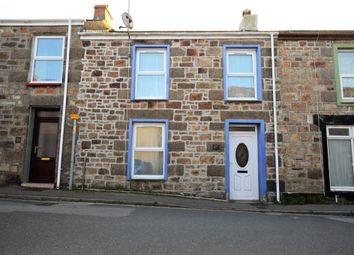 Thumbnail 2 bed terraced house for sale in Moor Street, Camborne, Cornwall