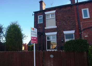 Thumbnail 2 bed end terrace house for sale in Ash Street, Stanley, Wakefield